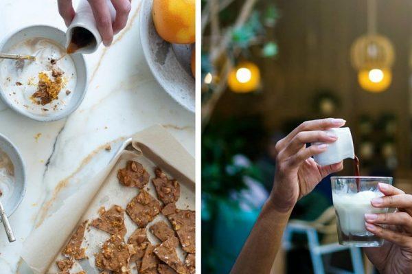 Doručak ili desert? Imamo savršen recept za affogato s hrskavim komadićima karamele
