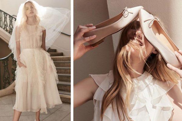 Od balerinki do visokih potpetica: 12 najljepših bridal cipela