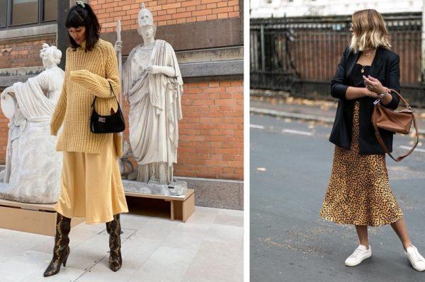 15 outfita koji dokazuju da je midi-suknja must have komad u jesenskom ormaru