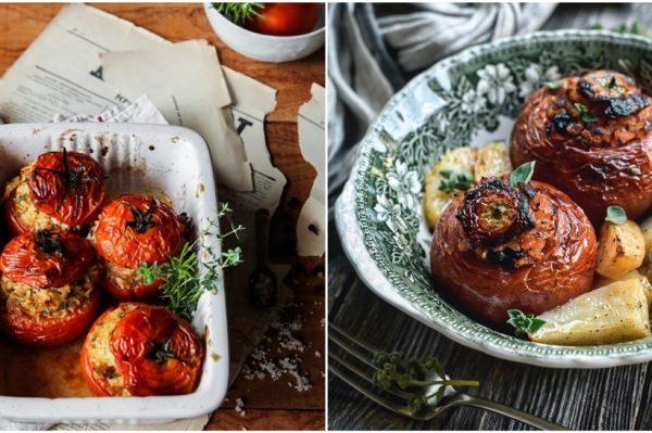 Punjena rajčica na tri načina za laganu večeru kada nemate inspiracije