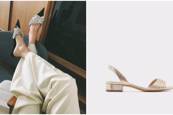 Ravne, udobne i trendi cipele za večernje i svečane prilike