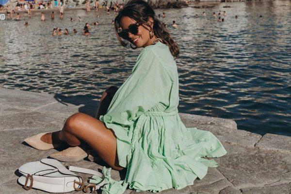 Mint i pistacija – dvije nijanse zelene koje unose osvježenje u svaku garderobu i kombinaciju