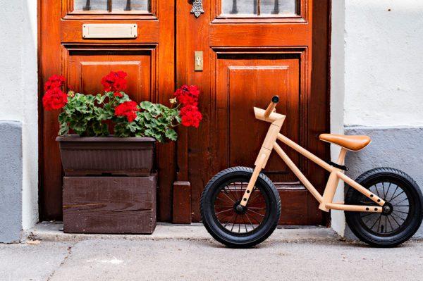 Slovenski brend Bixie ima najslađe i najprirodnije bicikle za najmlađe