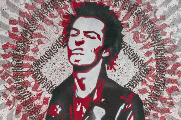 Izložba posvećena punku s potpisom umjetnika Leon GSK u galeriji Greta