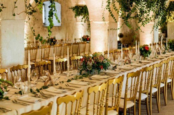 Prekrasno jesensko vjenčanje u dvorcu Belaj