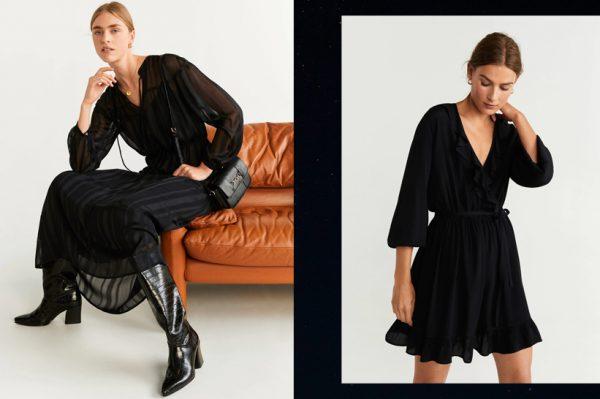 Najposebnije crne haljine koje možete dodati u jesensku garderobu i nositi uvijek i svugdje