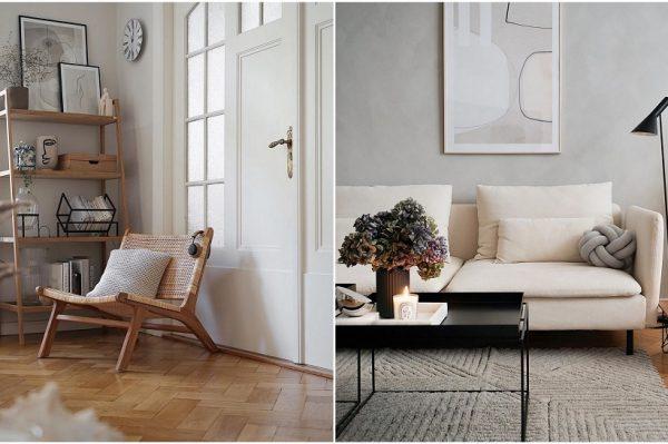 Elegantan dom u neutralnim bojama jedne mame s Instagrama