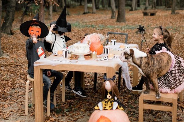 Snimili smo Halloween editorijal koji bi vas mogao inspirirati za 'najstrašniju' noć u godini