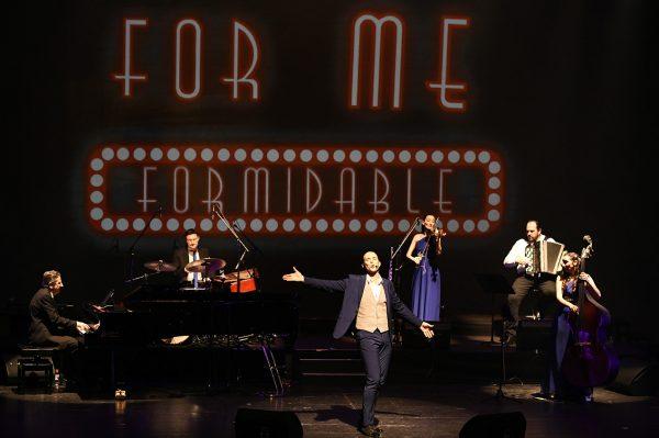 U Lisinski dolazi mjuzikl u čast Charlesa Aznavoura