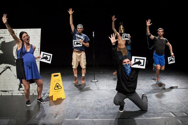 Provokativni projekt talijanskog kazališnog kolektiva Sotterraneo dolazi u Teatar &TD