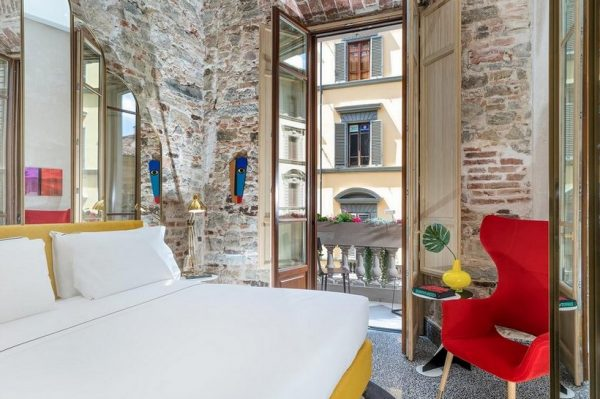 Hotel Calimala u centru Firence je spoj povijesnog šarma i moderne udobnosti