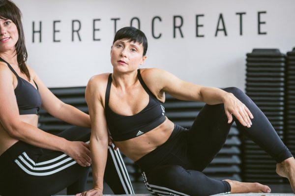 U adidas Sports Studiu kreiran je program za žene koje žele trenirati i usvajati  znanja o zdravom načinu života