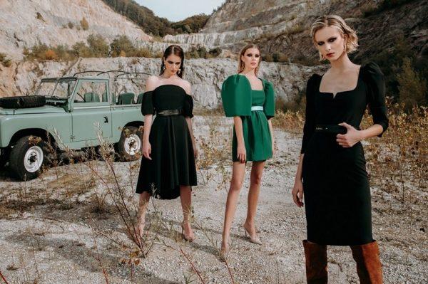 Nova kolekcija Diane VIljevac donosi prepoznatljivu estetiku uz dramatičan i odvažan pomak