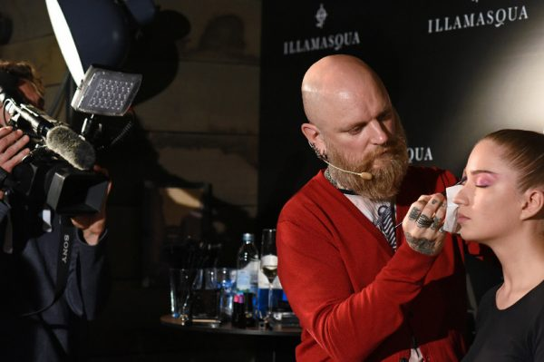 Kreativni direktor Illamasque u Zagrebu predstavio novu kolekciju idealnu za svakodnevni make up