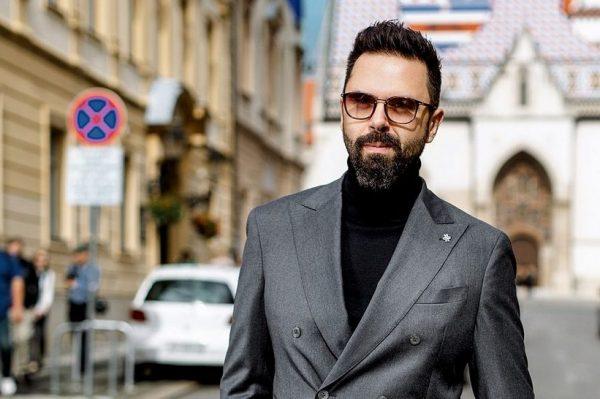 Journal Man: Petar Grašo u jesenskoj kampanji Mister Mota