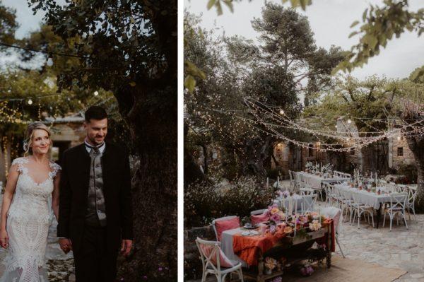 Prekrasno vjenčanje u šibenskom Solarisu na kojem je svaki detalj pomno odabran