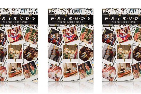Adventski kalendar koji će oduševiti sve ljubitelje serije Prijatelji