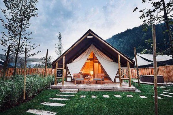 Ovaj glamping resort u Sloveniji izgleda kao raj na zemlji