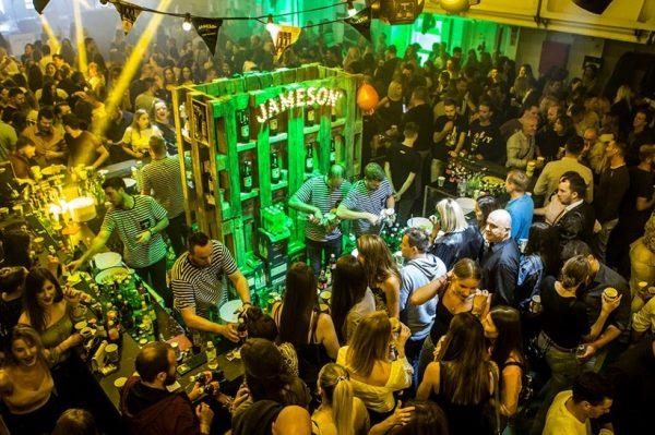 Splićani uplovili u najluđu noć na Jameson party trajektu