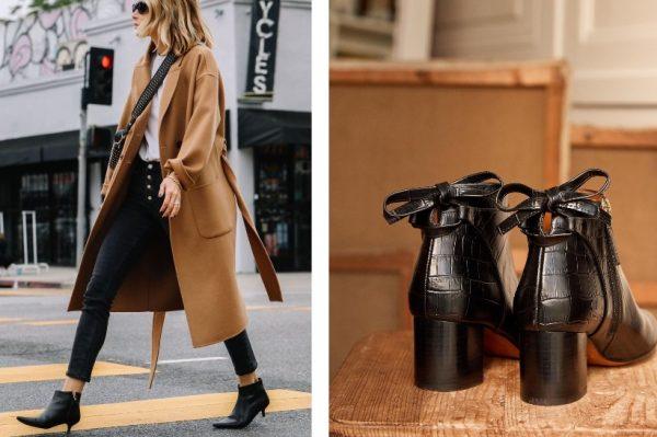 Udobne i klasične čizme s potpeticom za jesenski poslovni look