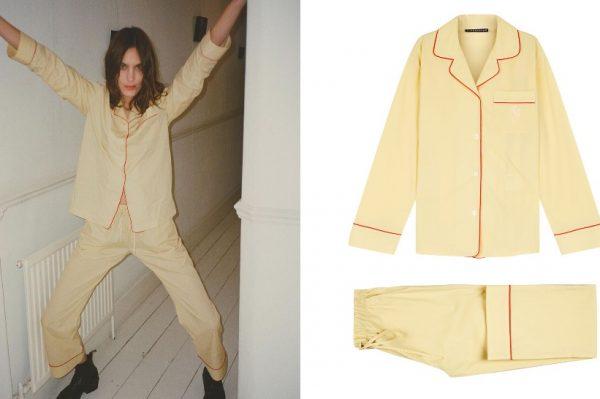 Najljepše pidžame nose dizajnerski potpis Alexe Chung