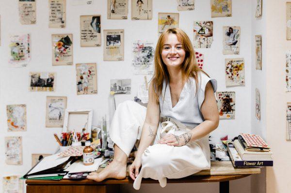 Journal lice: Antonella Šantek