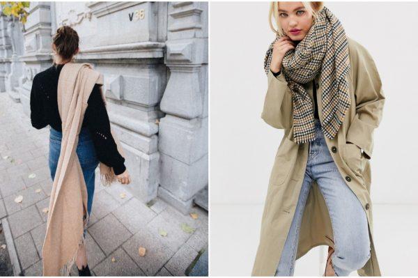 Veliki i topli šalovi za hladne zimske dane koji će biti odličan dodatak svakom kaputu