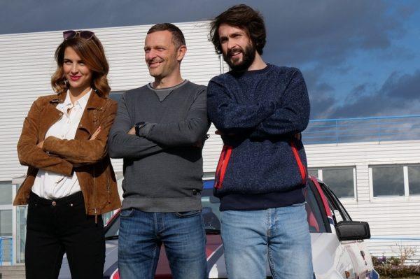 Doris Pinčić Rogoznica isprobala novi Huawei Watch GT 2 kroz adrenalinsku vožnju s Jurajem Šebaljem
