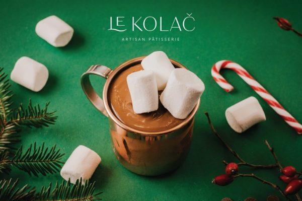 Le Kolač stiže na Fuliranje sa sočnim baby kuglofima, gingerbread fritulama i vrućom čokoladom s marshmallowom