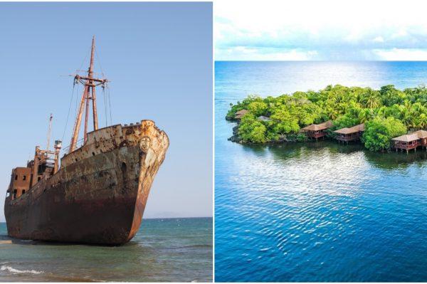 Veličanstvene olupine brodova i destinacije na kojima ih možete pronaći