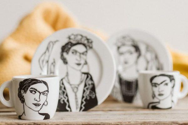 Danas stiže divna nova PolonaPolona kolekcija posvećena Fridi Kahlo