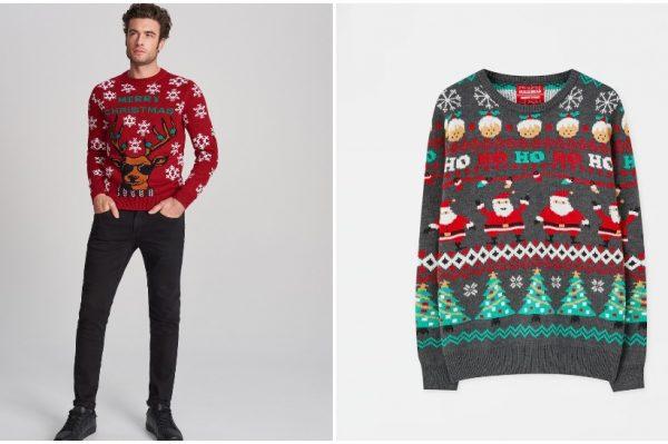 Journal Man: Najbolji 'ugly Christmas sweaters' za muškarce