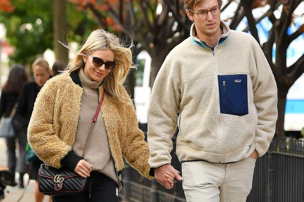 Street style inspiracija: Sienna Miller i Lucas Zwirner su jako stylish par