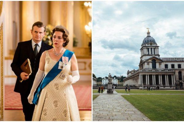 Ako volite seriju The Crown, ove lokacije u Velikoj Britaniji morate posjetiti