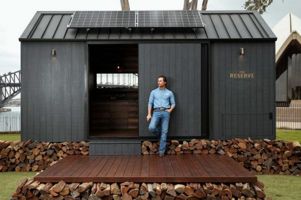 Journal Man: Prespavajte u kolibi Matthewa McConaugheyja koja ima i skriveni bar