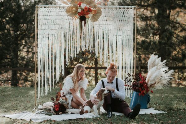 Kako kreirati jesenski boho stil na svom vjenčanju?