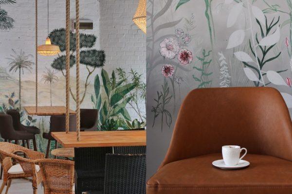 U Beogradu se otvara ljupki novi kafić s divnom ilustracijom na zidu, sjajnom kavom i mirisnim kroasanima