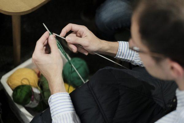 Održana je 'Večer igle i vune' u zagrebačkom Botaničaru