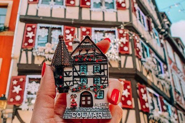 Bajkoviti grad u Francuskoj u koji ćete se zaljubiti na prvi pogled