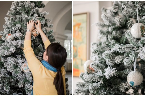 Journal i Iris MBM vrtni centar  donirali božićno drvce s Xmas partyja