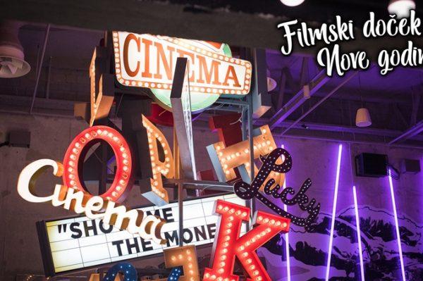 Što kažete na doček Nove godine uz najbolje filmove u kinu?