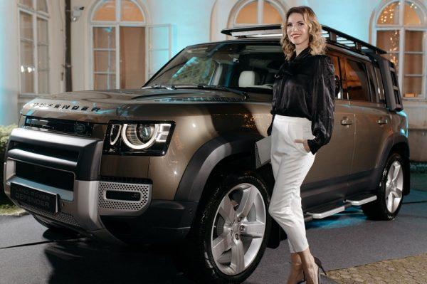 Na Journal Xmas partyju predstavljen je Land Rover Defender