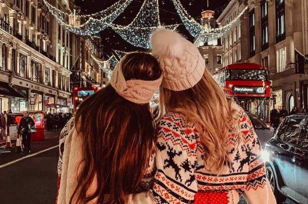 Zašto je London jedna od najljepših destinacija za provesti božićne blagdane?