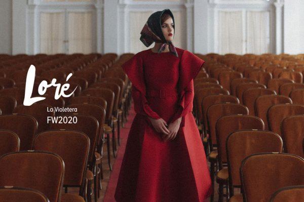 La Violetera je nova kolekcija s potpisom Lorete Gudelj za brend Loré