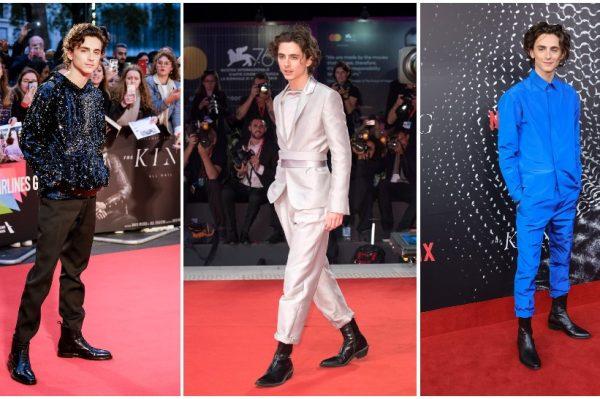 Journal Man: Timothée Chalamet je najbolje odjeveni muškarac na svijetu