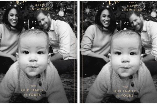 Princ Harry i Meghan Markle poslali najslađu čestitku ovog Božića