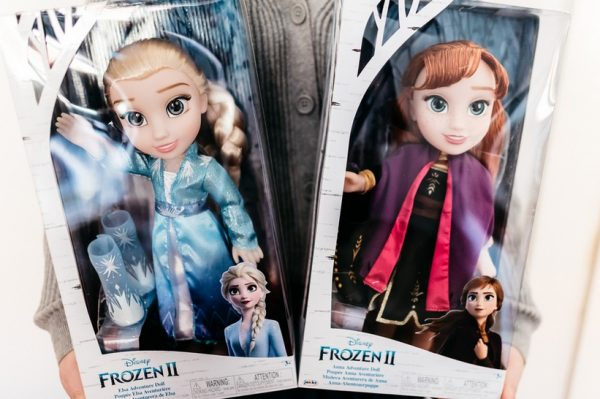 Journal.hr adventsko darivanje: Frozen lutke Elsa & Anna