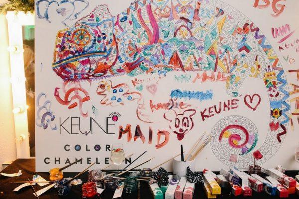 Keune Haircosmetics predstavio je novu paletu boja za kosu – Color Chameleon