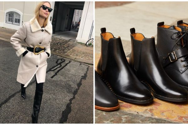 Od gležnjača do modela iznad koljena – ovo su najljepše crne čizme za zimu