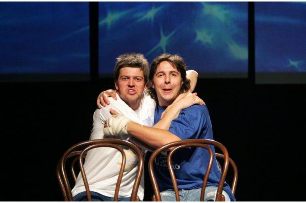 Predstava 'Kako misliš mene nema?!' slavi 450. izvedbu u Teatru EXIT